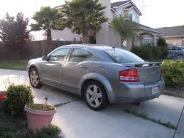 dodge avenger gray 2008 dodge avenger for sale santa california