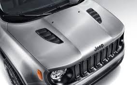 jeep trailhawk 2016 white 2015 jeep renegade trailhawk concept hood the fast lane car