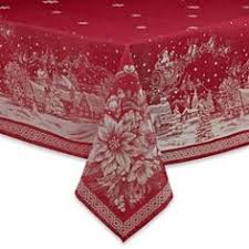 bed bath and beyond christmas table linens image of garnier thiebaut green sweet earl grey the rouge tablecloth