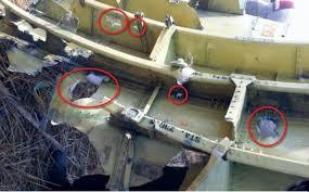 bureau enqu e avion le mh17 a été brisé en morceaux pendant le vol libération