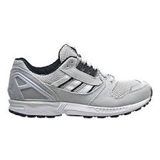 light grey mens shoes adidas zx 8000 mens shoes light solid grey white black running shoes