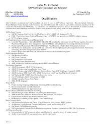 Software Analyst Resume Sap Master Data Analyst Resume Free Resume Example And Writing