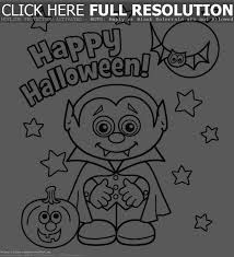 halloween coloring pages for preschoolers u2013 fun for halloween