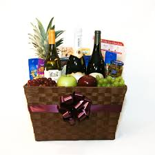 anniversary gift baskets anniversary gifts flora s baskets specialty gift baskets in