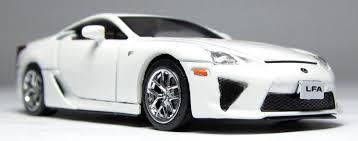 lexus lfa custom models of the day kyosho lexus lfa u0026 toyota 86 in silver u2026 u2013 the