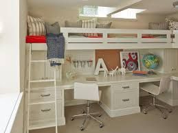 mini office under the bunk bed my room pinterest children s