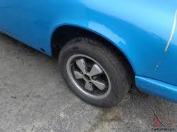 porsche fuchs wheels porsche 911 coupe original ossi blue numbers match fuchs wheels