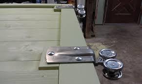 Barn Door Roller Well I Can Cross U201chang A Barn Door In My Living Room U201d Off My