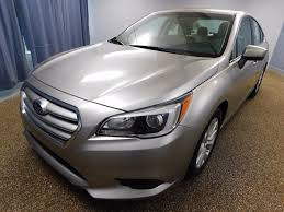 silver subaru legacy 2017 2017 used subaru legacy 2 5i premium at north coast auto mall