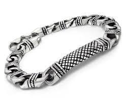 mens bracelet designs images Stainless steel mens bracelet designs jpg