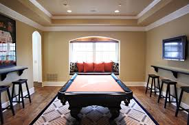 Game Room Rug Billiard Room Design Beautiful Area Rug And Ceiling With Clever