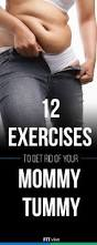 12 exercises to get rid of your mummy tummy exercises post