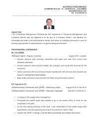 sle resume of administrative coordinator ii salary slip resume wilfredo perez mendez