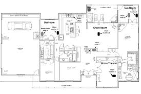 home office floorplan for mesh network tests modern new 2017