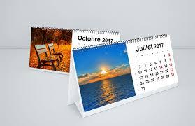 calendrier de bureau photo modèles gratuits calendrier de bureau 2017 pour imprimer