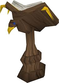 mahogany eagle lectern runescape wiki fandom powered by wikia
