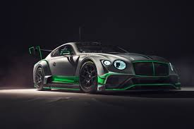 bentley 2018 2018 bentley continental gt3 racer launched auto express