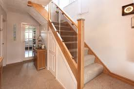 Glass Staircase Banister Smoked Glass Balustrade One Stop Stair Shop