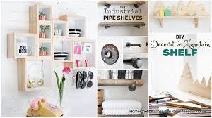 19 beautiful easy diy shelves to build at home homesthetics