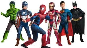 Costumes For Kids Superhero Costumes For Boys