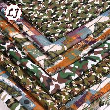 online buy wholesale fabric home decor camouflage from china