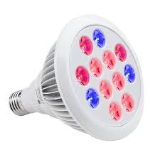 red and blue led grow lights 12w 24w led grow light for indoor plant ac85 265v red blue led plant