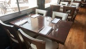 modern table settings modern table setting at seasalt restaurant cape may nj picture
