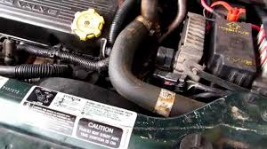 chrysler sebring u002796 to u002700 radiator replace youtube