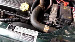 chrysler sebring u002796 to u002700 radiator replace youtube