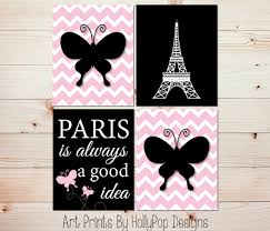 Home Decor Paris Theme Paris Is Always A Good Idea Poster Print Paris Themed Nursery