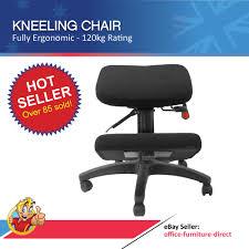 Kneeling Chair by Kneeling Chair Ergonomic Kneel Desk Chairs Typist Office