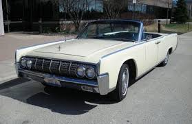 1964 Lincoln Continental Interior 1964 Lincoln Continental Convertible Ebay Motors Blog