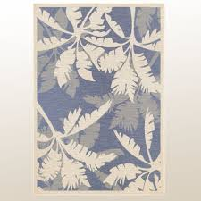 Palm Tree Runner Rug Koa Sapphire Tropical Palm Tree Indoor Outdoor Rugs