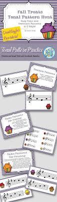 pattern practice games fall treats tonal pattern hunt g major students piano teaching
