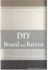 wainscoting ideas bathroom 30 diy board and batten foyer living rooms room and batten