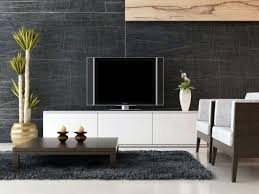 decorations modern living room wall mount tv design ideas with