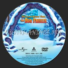 land 08 big freeze dvd label dvd covers