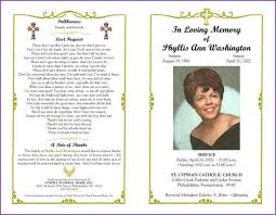 printable funeral programs funeral program template free jobproposalideas