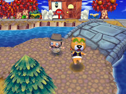Going To The Bathroom At Night Official City Folk Photo Gallery Version 6 42 Animal Crossing
