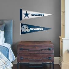 Dallas Cowboys Table Dallas Cowboys Fathead Wall Decals U0026 More Shop Nfl Fathead