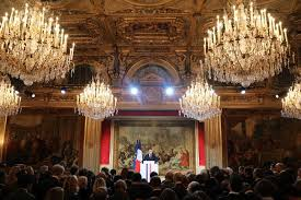 jobs for ex journalists quotes about strength and healing macron opens year pulling no punches with journalists or anyone