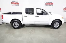 nissan frontier gas mileage 2017 pre owned 2017 nissan frontier crew cab pickup in escondido 60289