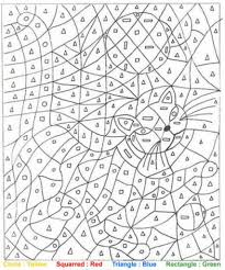 online for kid hard color by number coloring pages 13 about