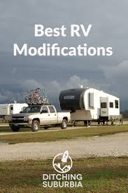 Living On One Dollar Trailer by Best Rv Modifications Ditching Suburbia