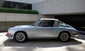 porsche targa for sale 1971 porsche 911t targa blue for sale driver side porsche
