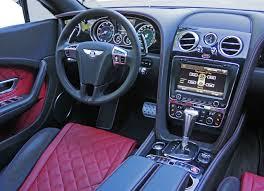 custom bentley brooklands 2016 bentley continental gt convertible speed road test review