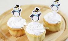 popular penguin cake toppers buy cheap penguin cake toppers lots