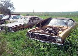 Muscle Car Barn Finds Barn Find Amc And Plymouth Compact Muscle Turned Sour Street Muscle
