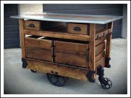 kitchen island on wheels the best wheels home mobile units with farmhouse kitchen