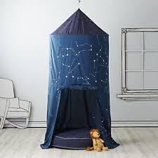 Toddler Bed Tent Canopy Kids Playhouses Teepees U0026 Tents The Land Of Nod
